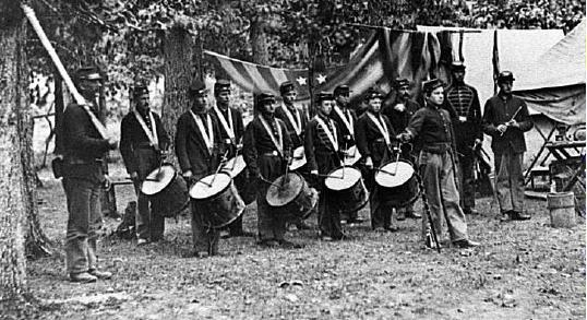 Civil War Fife and Drum